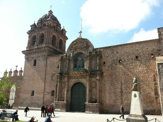 Church and Convent of Our Lady of Mercy (Iglesia de La Merced) : La merced
