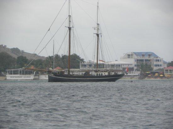 Pirate Tours : Interesting Sites
