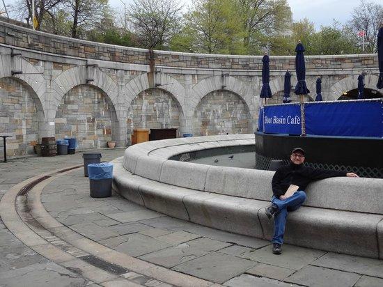 Boat Basin Cafe New York Ny