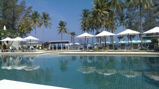 Outrigger Laguna Phuket Beach Resort: SWIMMING POOL ONE OF MANY.