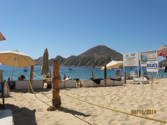 Cabo Villas Beach Resort: The Beach