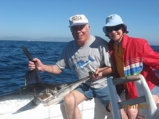 Cabo Villas Beach Resort: Fish On