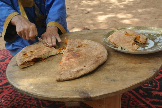 Dunes Expedition Tours: pizza berbera