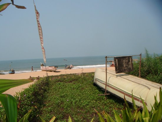 Presa di Goa Country House : Private Beach