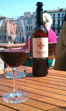 Osteria Bancogiro : Bicchiere di Vino