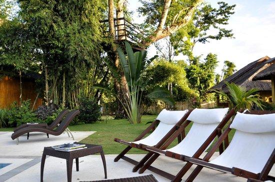 La Natura Resort : Pool area