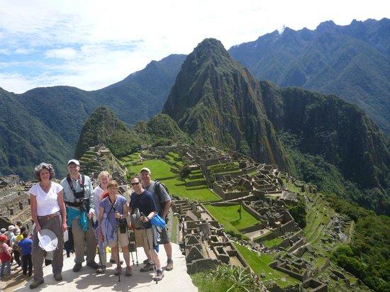 Inkatraces Day Tours: Machu Picchu