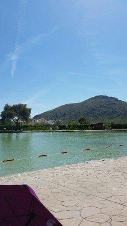 Club MAC Alcudia: Lake