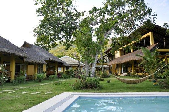 La Natura Resort : Hotel grounds