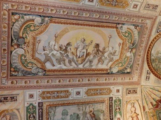 Villa d'Este : fresco