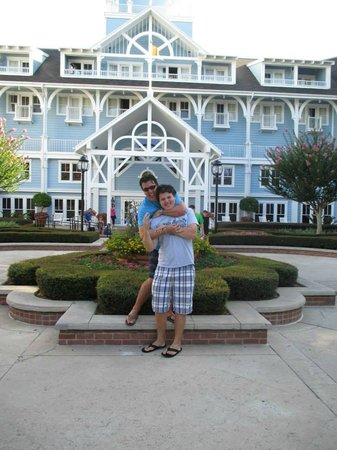 Disney's Beach Club Resort: Everything so spotless and done up nice