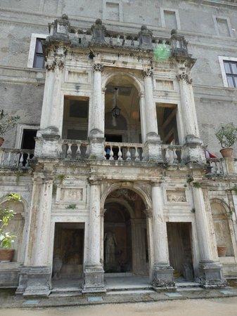 Villa d'Este : palacio