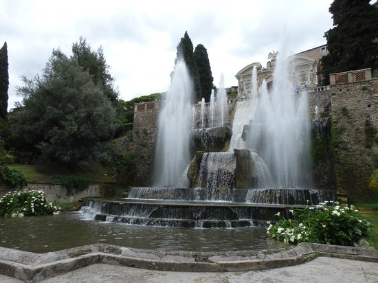 Jardines picture of villa d 39 este tivoli tripadvisor for Jardin villa d este