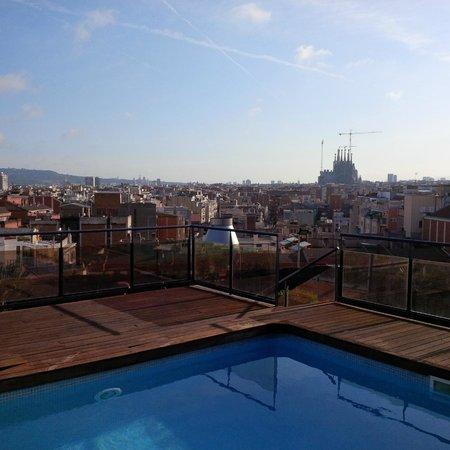 Catalonia Atenas Hotel: View of Barcelona