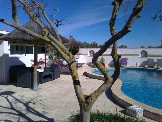 La Palunette : piscina