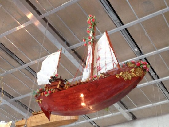 Perez Art Museum Miami: One of the boats