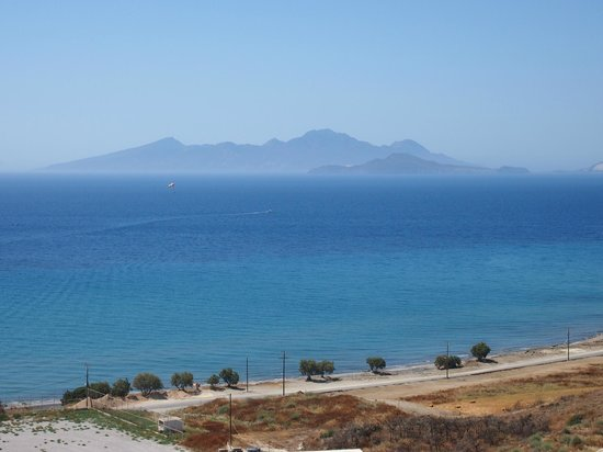 Lagas Aegean Village: view from our room