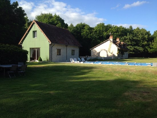 Loisirs Loire Valley : B&B units