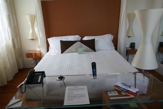 Hilton Garden Inn Florence Novoli: Кровать
