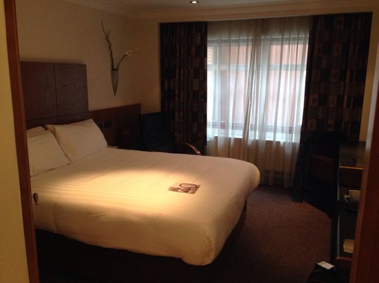 Mercure London Watford Hotel: Double room