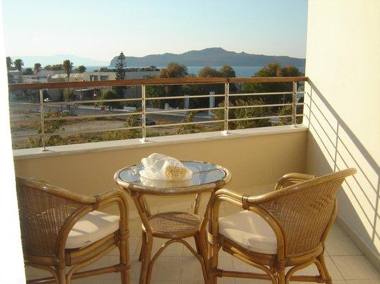 Cretan Dream Royal : View from balcony