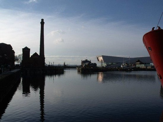 Pumphouse and Museum Albert Dock