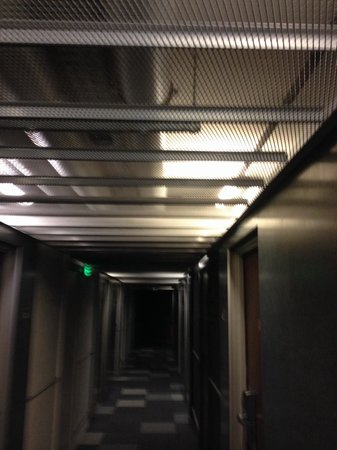 Novotel Paris Les Halles: Corridor of the first floor