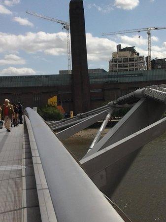 Millennium Bridge : Millenium