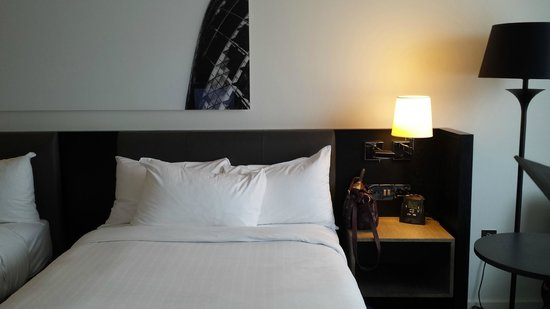 Hilton London Angel Islington: habitación