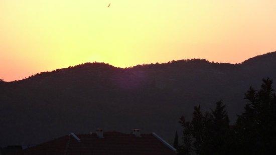 Celay Hotel: Stunning sunsets