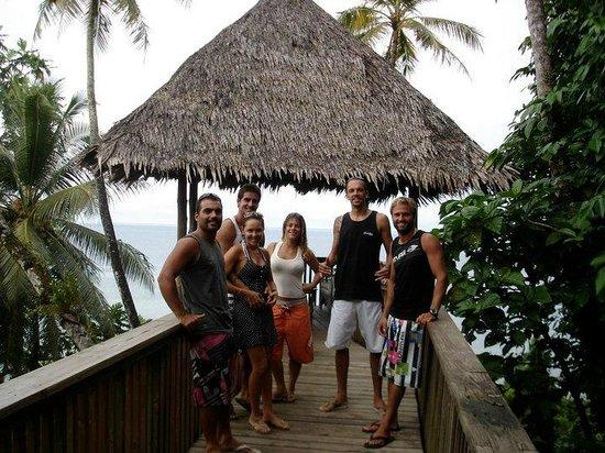 The Village Hotel Restaurant: Mirante do restaurante