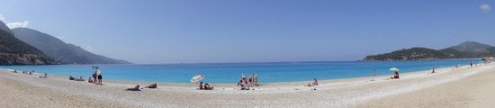 Celay Hotel: Oludeniz beach