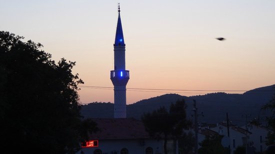 Celay Hotel: The Mosque nearby