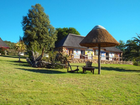 Addo Bush Palace Private Reserve: self catering lodges