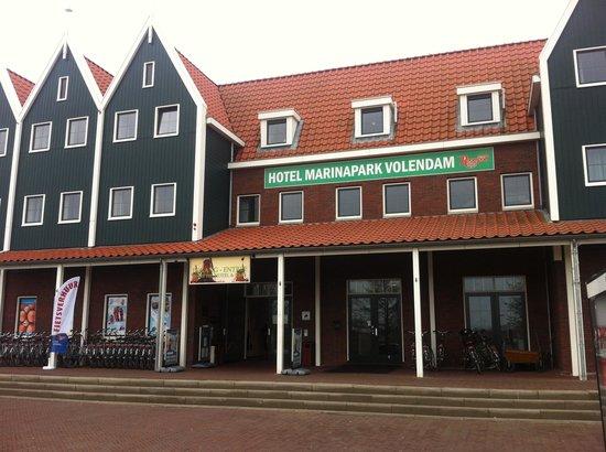 Marinapark Volendam : entree