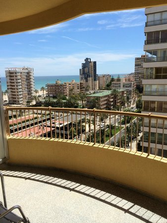 Hotel Castilla Alicante: planta alta, buenas vistas