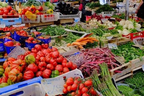 Gourmetaly Food Tours : campo di fiori