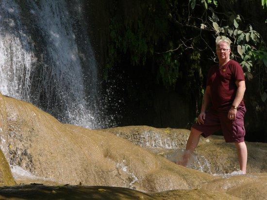 Sai Yok National Park : climb up if you dare