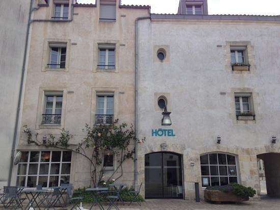 Hotel Saint Nicolas: Hotel St Nicholas