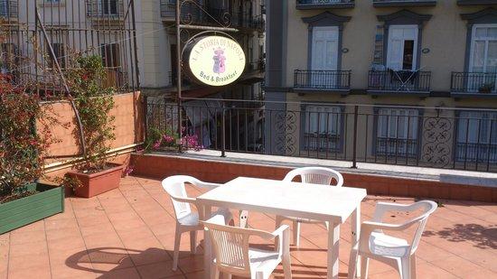 The Story of Naples: Il terrazzo