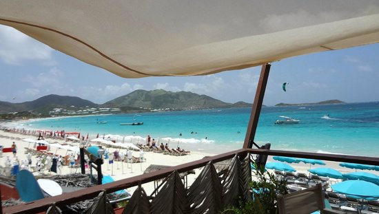 The Sun Beach Clubber : View from the 2nd floor