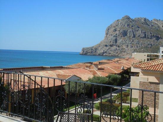 Atlantica Imperial Resort & Spa: The beach area