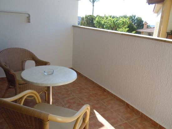 Atlantica Imperial Resort & Spa: Our balcony