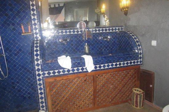 Riad Tara Hotel & Spa : lavandini