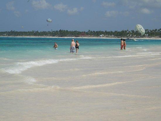 Paradisus Punta Cana: Beautiful beaches