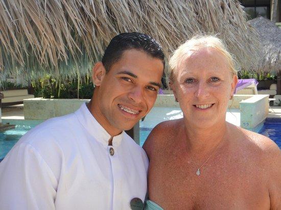Paradisus Punta Cana: Butler Enrique