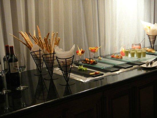 Paradisus Punta Cana: Royal Service Lounge