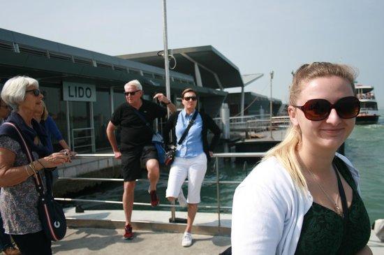 Hotel Sorriso : lido bus station