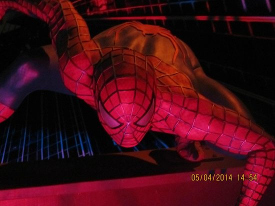 Madame Tussauds -  Las Vegas : Spiderman