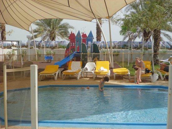Lot Spa Hotel: детский бассейн